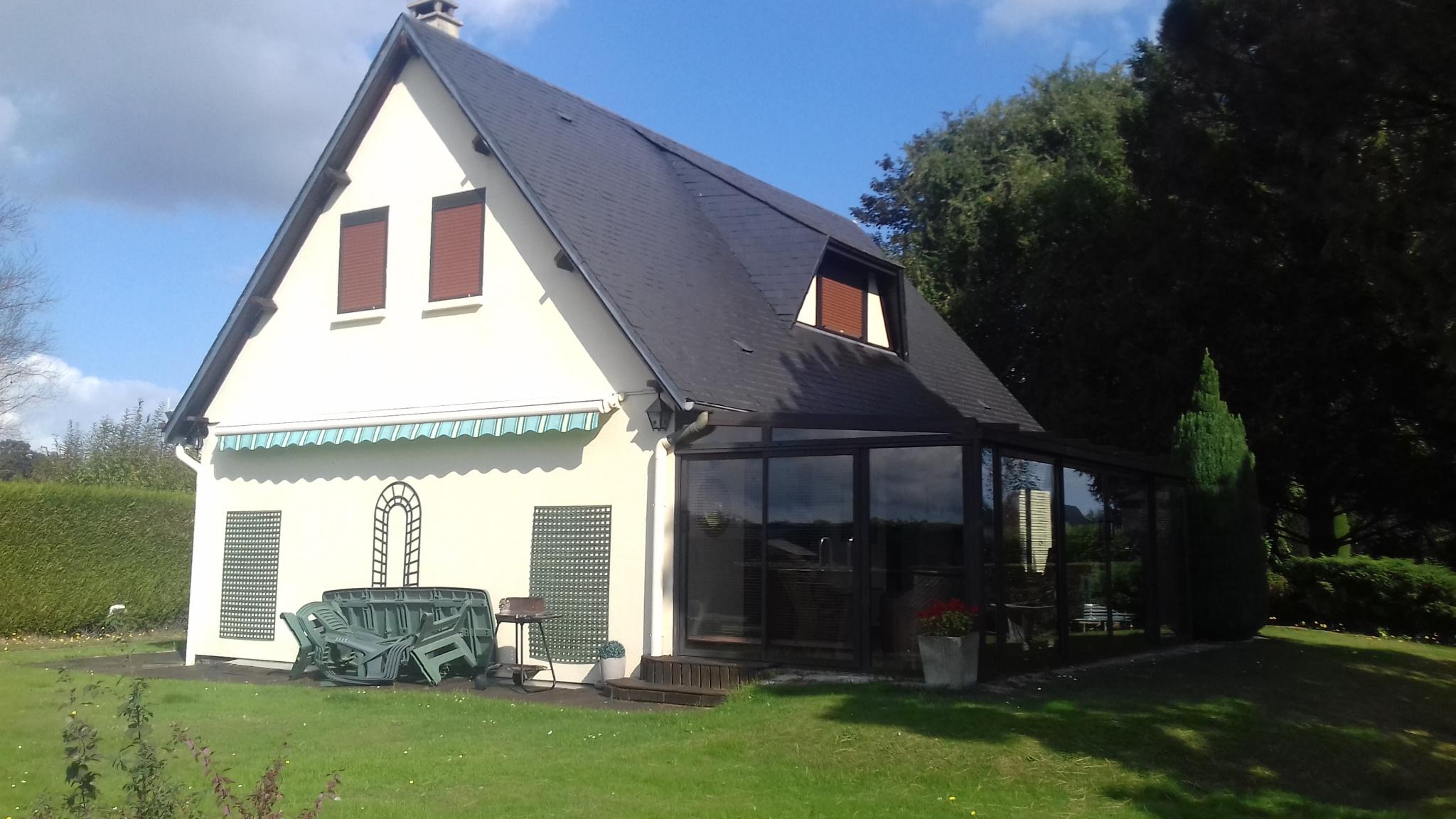 maison neuve à la vente bourneville sainte croix