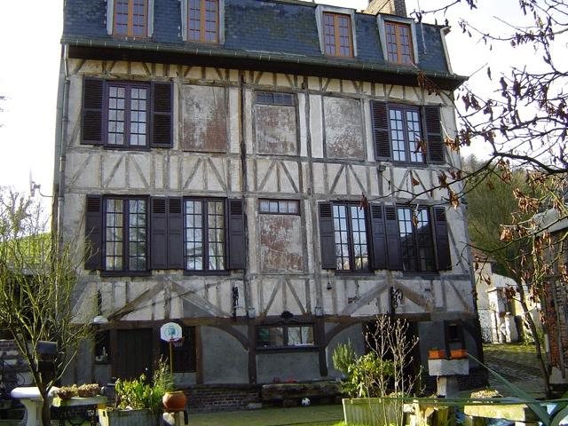 vente maison rouen 4 chambres