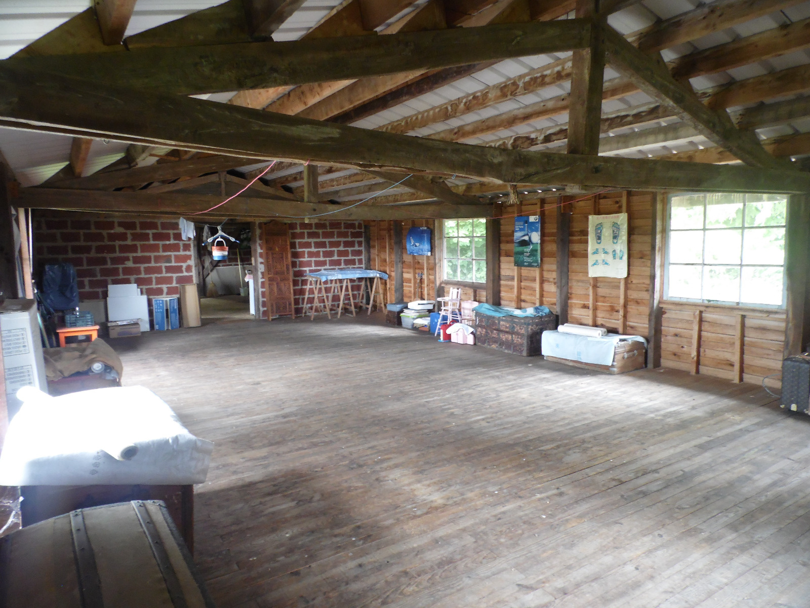 Vente a vendre maison de ma tre normande 3 chambres secteur marais vernier - Atelier menuiserie a vendre ...