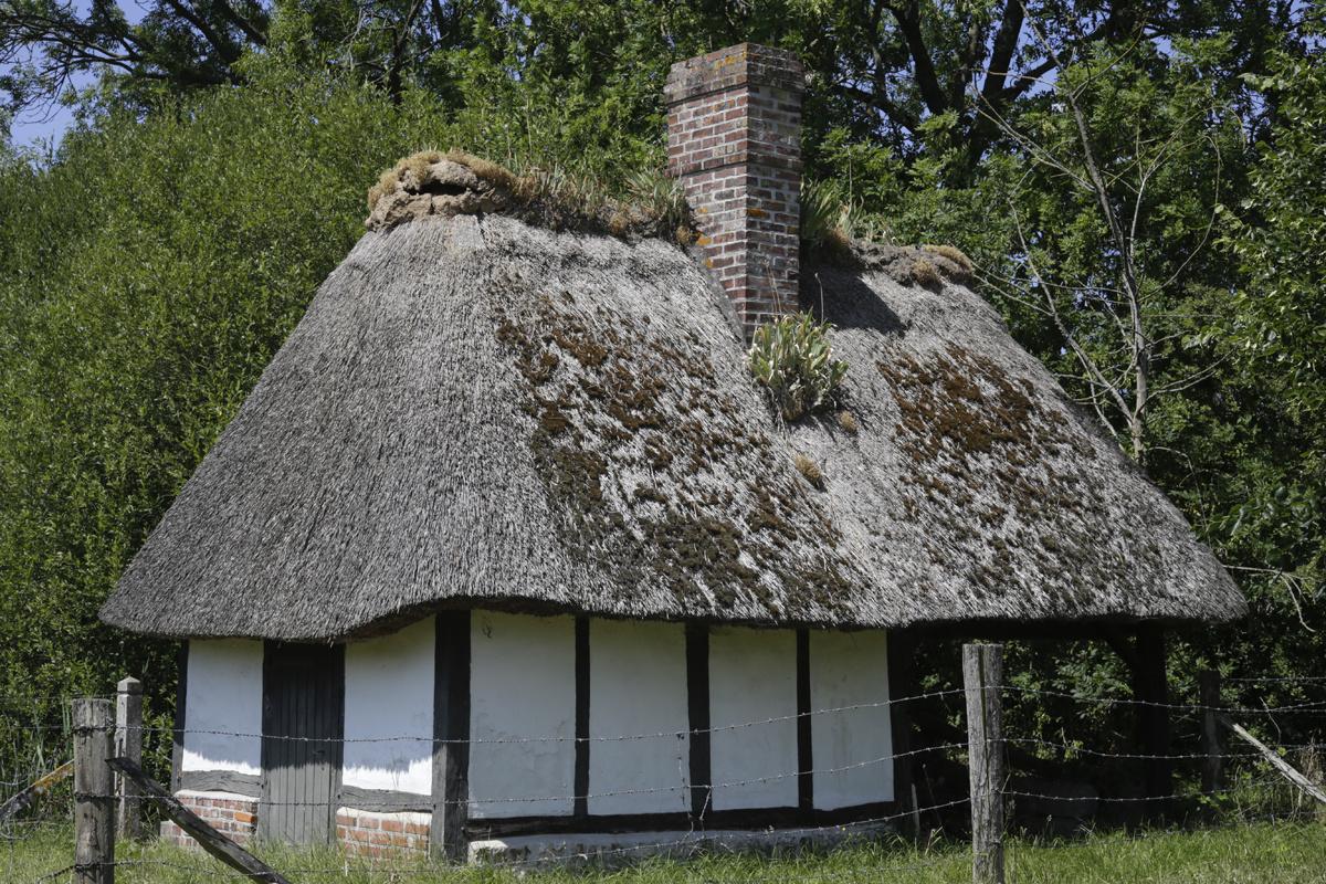 maison colombages à vendre normandie