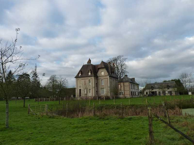 corps de ferme à acheter proche Pont Audemer Eure